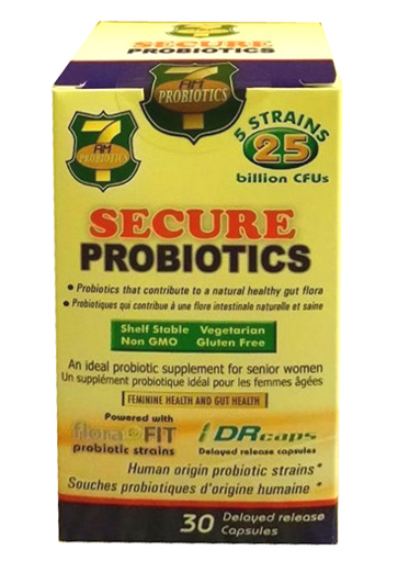 7 AM Secure Probiotics
